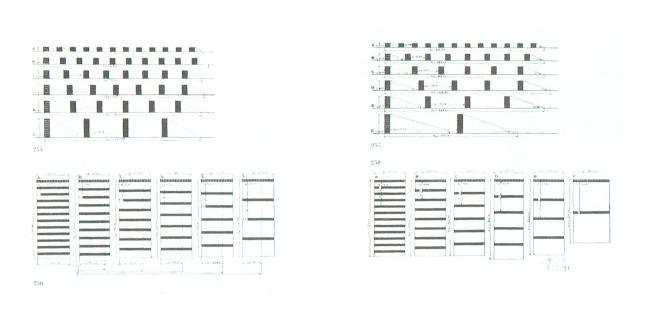 Walter Gropius diagrames