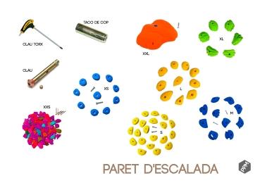 15 PARET D'ESCALADA 1