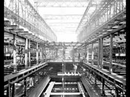 astillero titanic